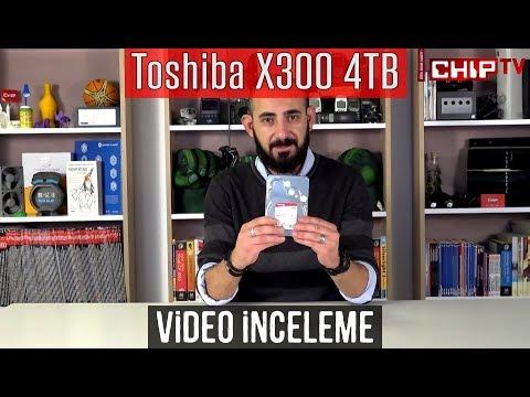 Toshiba X300 4TB İncelemesi - Yüksek Performanslı Sabit Disk