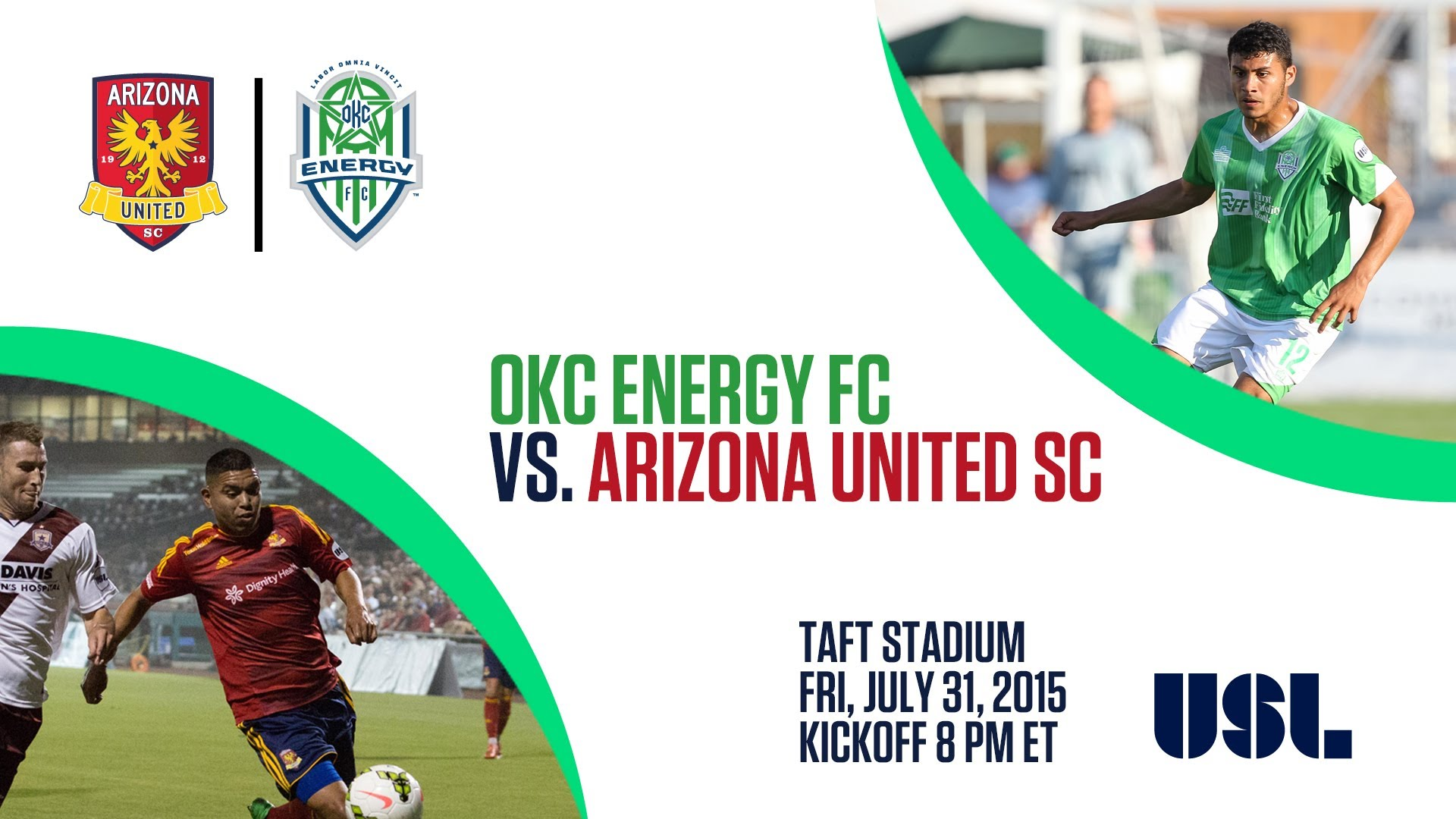 OKC Energy FC vs. Arizona United