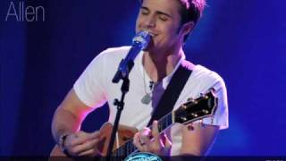 Watch Kris Allen She Works Hard For The Money video