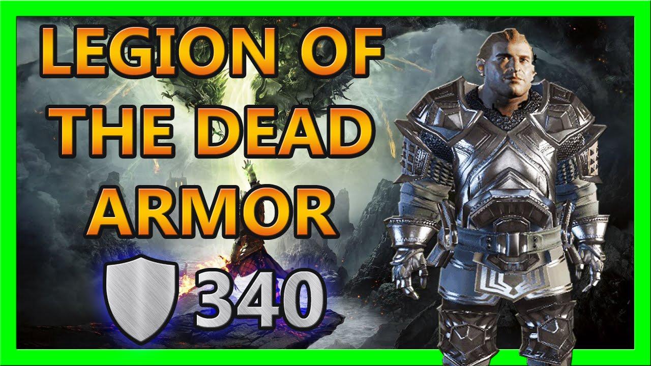 Legion Armor Dragon Age Inquisition Dragon Age Inquisition:legion