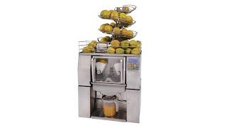 Máquina de Suco de Laranja - SUPER CITRUS