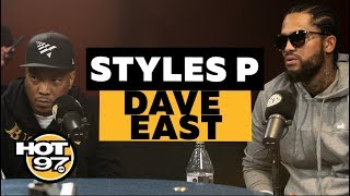 Styles P & Dave East Break Down The Rules Of Beef, Drake vs Pusha T & 'Quitting' Rap