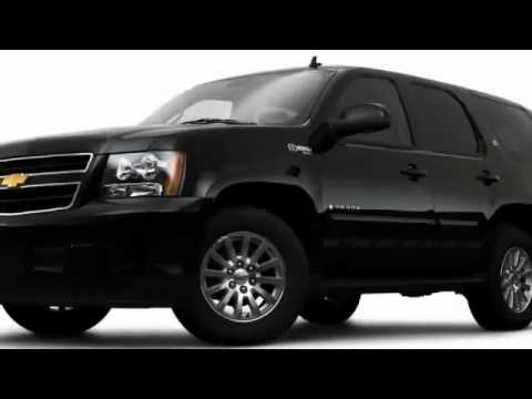2009 Chevrolet Tahoe Hybrid Video