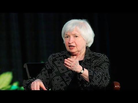 """Janet Yellen """"Rate hike appropriate in the next months"""""""