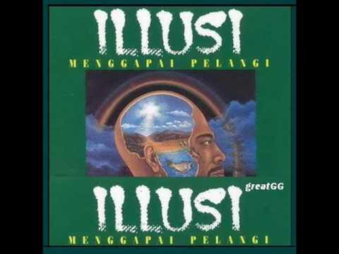 logo foto gambar vokalis band Illusi