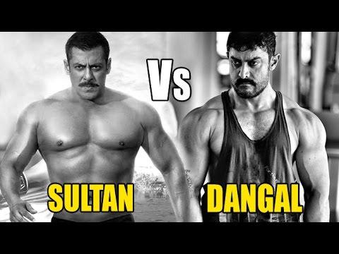 Aamir Khan On Dangal Vs Sultan of Salman Khan