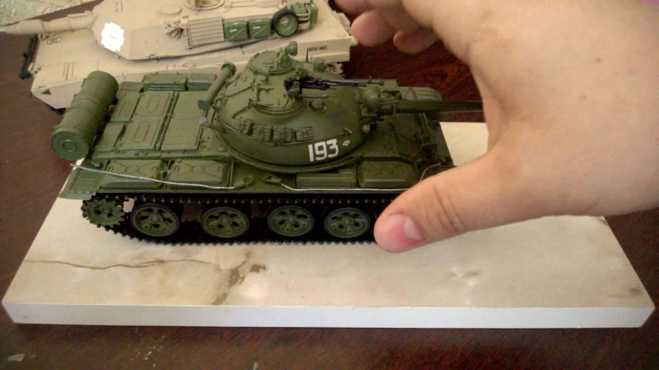 Модели танков 1 6 своими руками 93
