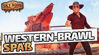 Western-Brawl Spaß - ♠ Sky Noon #001 ♠ - Deutsch German - Dhalucard