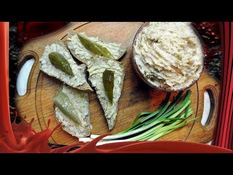 Рецепт бутербродного сала.