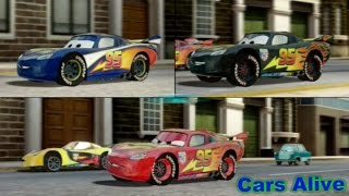 Cars 2: The video Game - 3 Lightning McQueen`s race on Hyde Tour