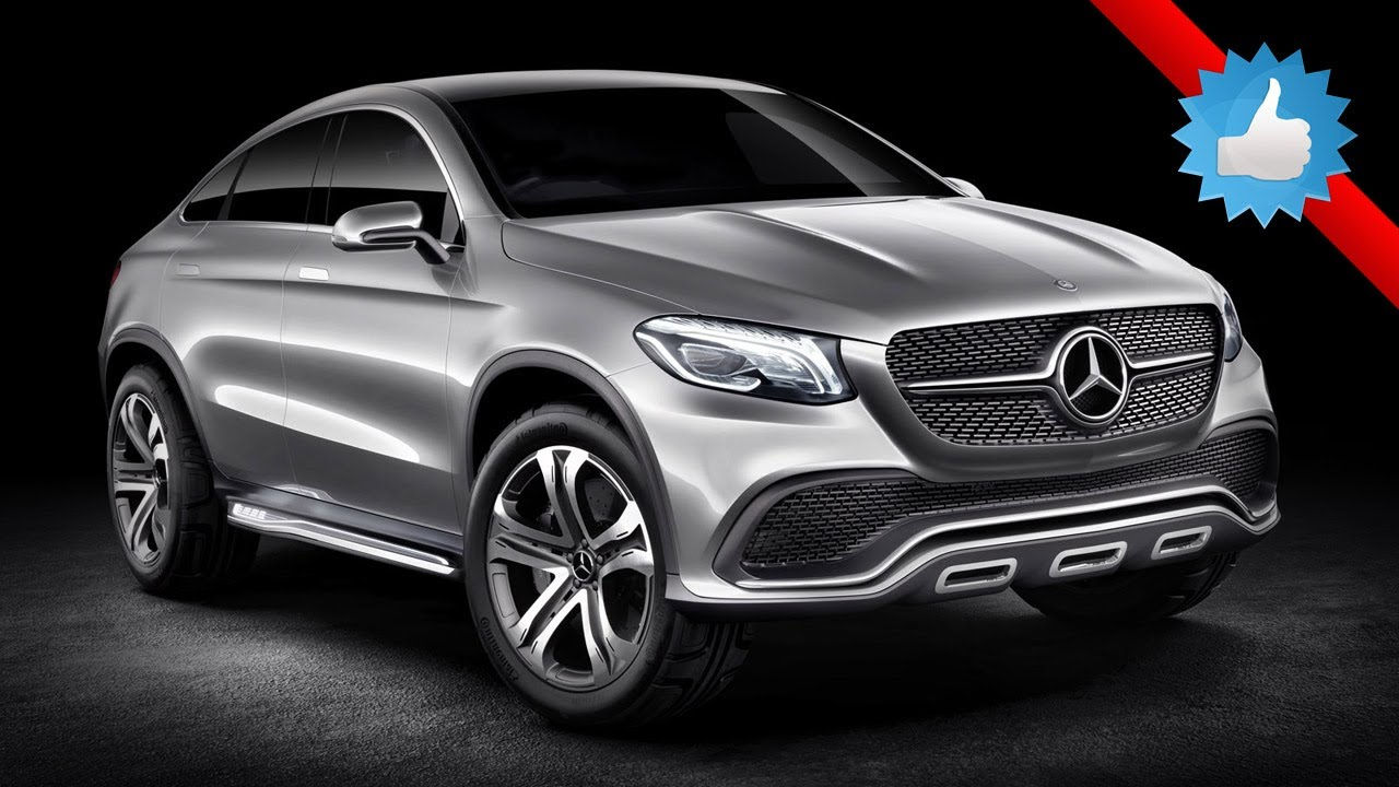 2015 mercedes benz concept coupe suv youtube for Mercedes benz concept coupe suv