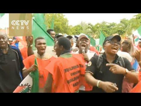 Nigeria Labor Congress strike loses steam