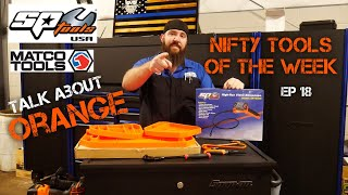 NIFTY TOOLS OF THE WEEK - ALL THAT ORANGE TOOL ACTION! EP 18