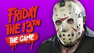 CRAZIEST ESCAPE EVER! | Friday The 13th: The Game - Beta #3 (ft. H2O Delirious, Ohm, & Streamers)