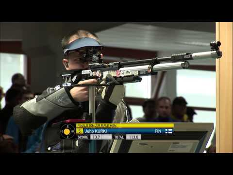10m Men's Air Rifle final - Munich 2013 ISSF World Cup