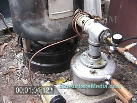 Brinkmann Afterburner Waste Oil Furnace