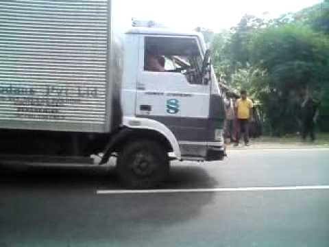 Sri Lankan Ctb Bus 758829597 video