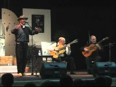 Si se calla el cantor (El Cabrero con las guitarras de Paco del Gastor y Rafael Rodríguez