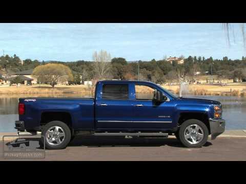 2015 Chevy Silverado 2500 Vs Ram 2500 Vs Ford F-250 Diesel Towing Test