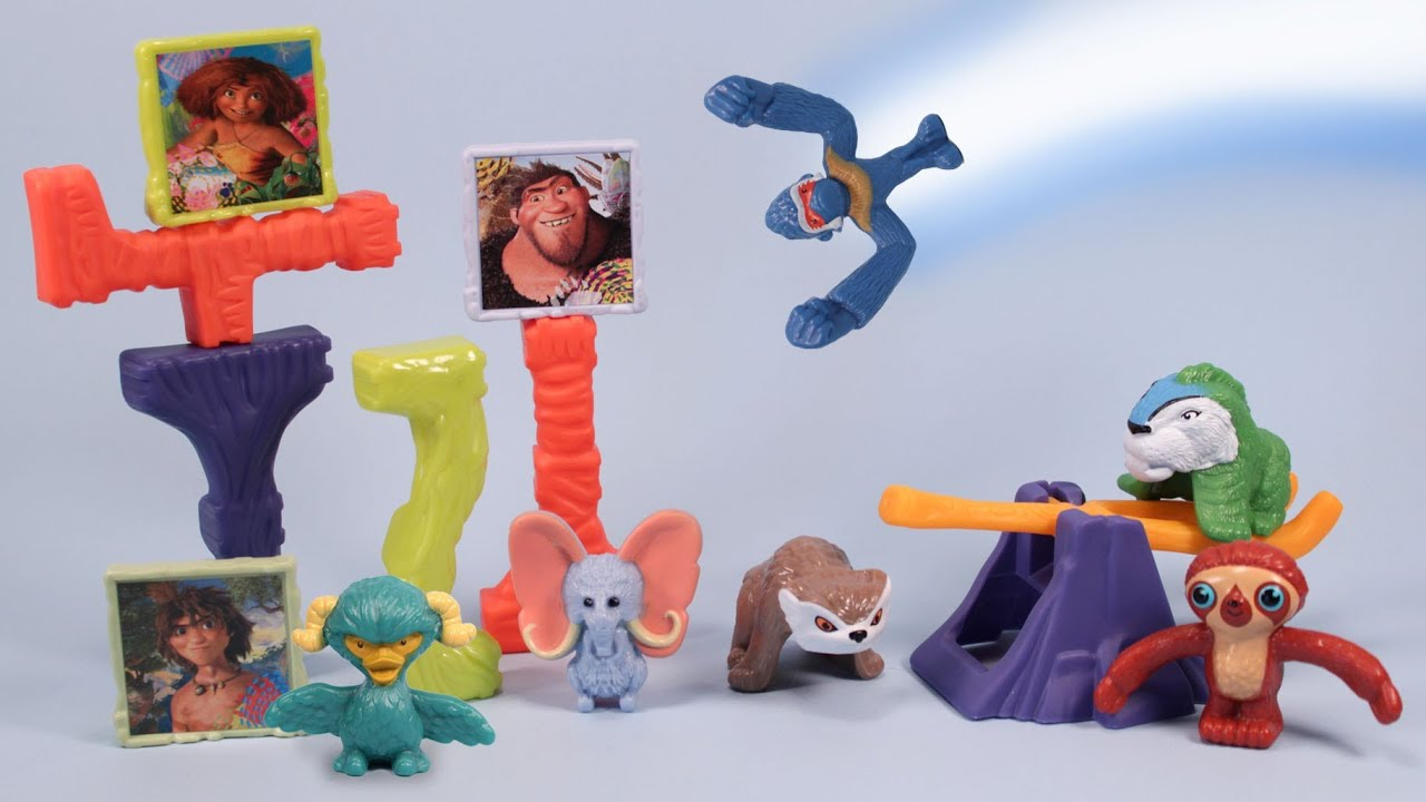 The Croods Toys R Us : The gallery for gt mcdonalds happy meal advertisement