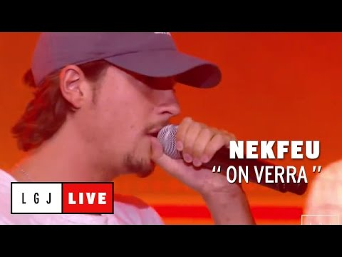 Nekfeu - On Verra - Live du Grand Journal