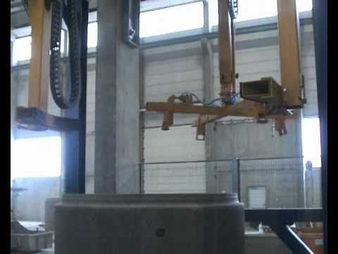 Fabrica Automata de Camine VIHY® Mastercast SC 160 HawkeyePedershaab