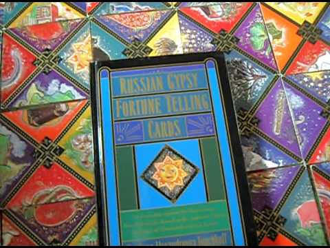 162. Russian Gypsy Fortune Telling Cards
