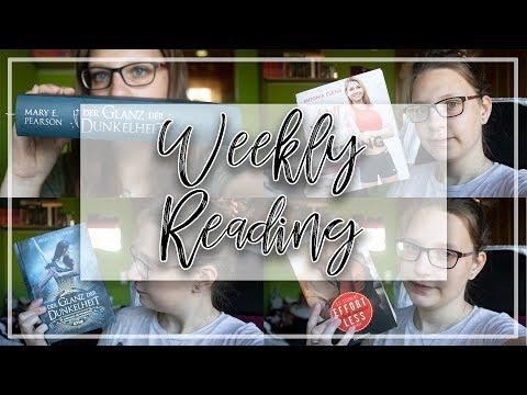 WEEKLY RAEDING #67 | Neue & beendete Bücher