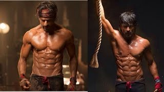 Shah Rukh Khan gets 8 pack abs for