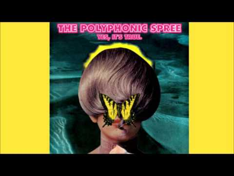 Polyphonic Spree - Section 37 Youre Golden