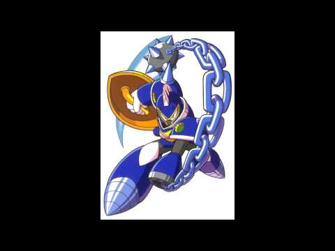 Rockman 6 Complete Works: Knight Man's Stage (Capital of Science)