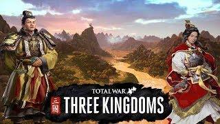 Total War: THREE KINGDOMS - NEW Ambush Battle And Campaign Gameplay!
