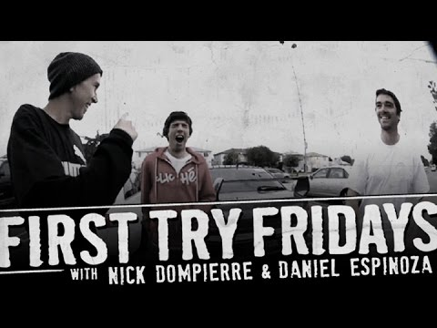 Nick Dompierre & Daniel Espinoza - First Try Friday at Westchester