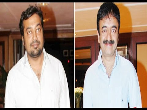Rajkumar Hirani and Anurag Kashyap talks about Film Making