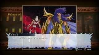 Saint Seiya Brave Soldiers: Sanctuary Arc [ENGLISH] - Episode 10 Part 1