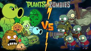 New Plants Vs Zombies Best PVZ Animation - Episode 2 - Primal Cartoon Anime Video PVZ