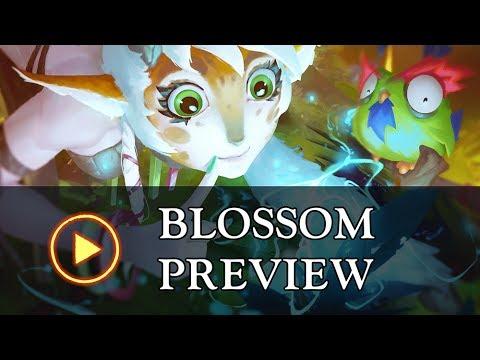 Battlerite Champion Preview: Blossom