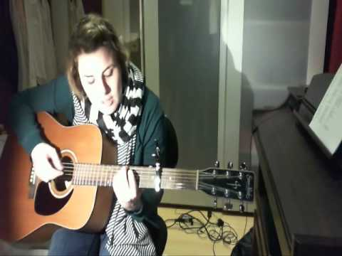 Heartbeats - The Knife (Jose Gonzalez arrangement) cover