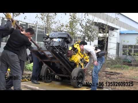 hydraulic drilling rig video 14 for upload