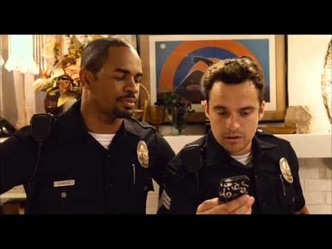 Red Band Clip - Let's Be Cops: Controlling The Situation video