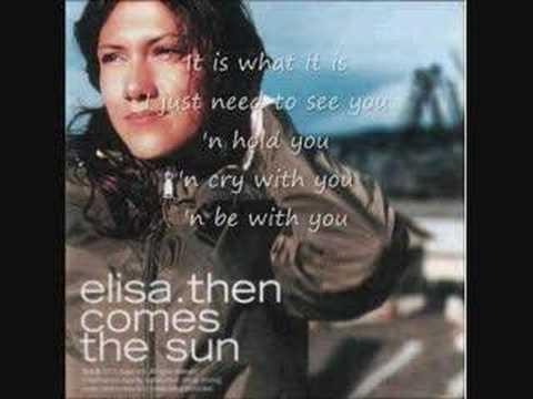 Elisa - It Is What It Is
