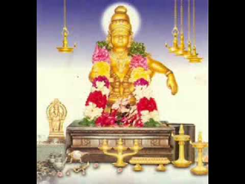 Saranam Thava-mg Sreekumar-devapamba-malayalam Ayyappa Devotional Song video