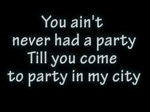 Priyanka Chopra Ft. Will.i.am- In My City [official Lyrics] video