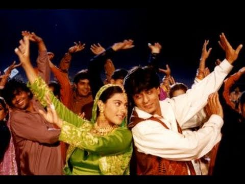 #20YearsOfDDLJ - Mehndi Laga Ke Rakhna - Remix Song