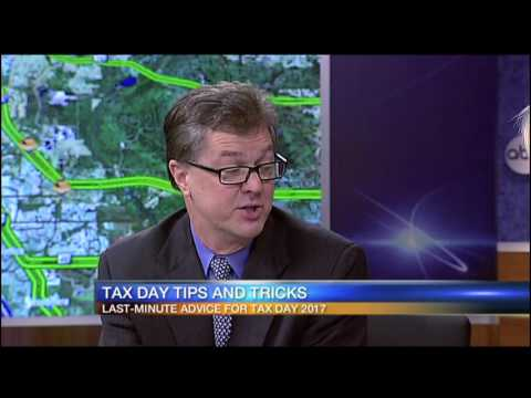 Tax Day Tips And Tricks