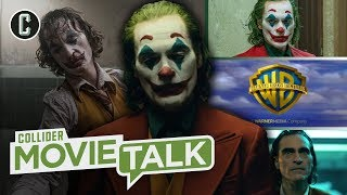 WB Statement Says Joker Does Not Endorse Violence - Movie Talk