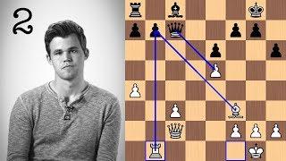 Magnus Carlsen vs Fabiano Caruana  2018 World Chess Championship  Game 2