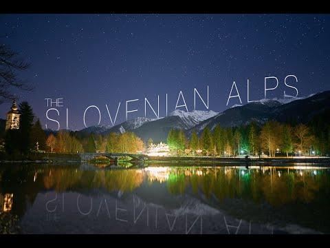 The Slovenian Alps - Europe's best hidden secret - 4K ultra HD