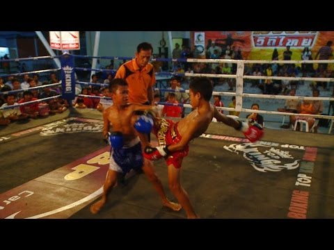 Thailand's Child Boxers Fight for Their Futures