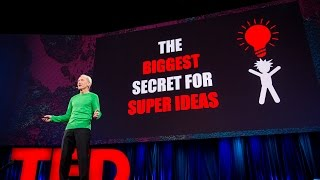 4 simple ways to have a great idea   Richard St. John